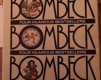 Erma Bombeck: Four Hilarious Bestsellers paperback set