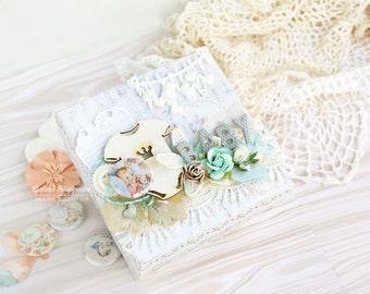 Baby Shower gift box, Newborn Baby Gift, little one, money gift box