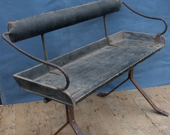 Vintage Carriage Bench