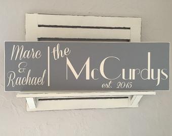Established sign