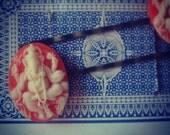 Lord Ganesha hairpins