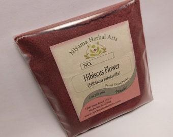 Hibiscus Powder, Hibiscus sabdariffa