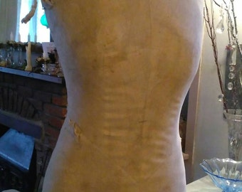 REDUCED Shabby Time-worn Mannequin