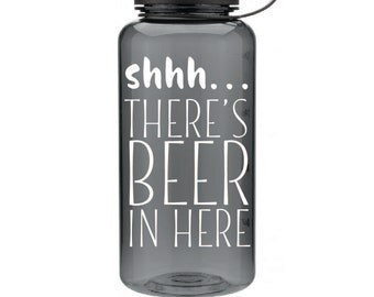 Shhh....There's Beer in Here