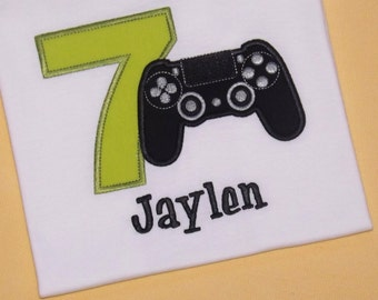 Video Game Controller Birthday T-Shirts