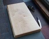 Charcuterie Board- Rustic Serving & Personalized Cutting Board - White Birch - Unique Wedding Gift -Large Cutting Board 720
