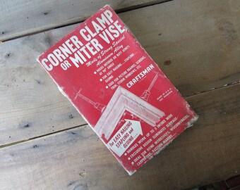 Corner Clamp Vintage Miter Vise Sears Roebuck