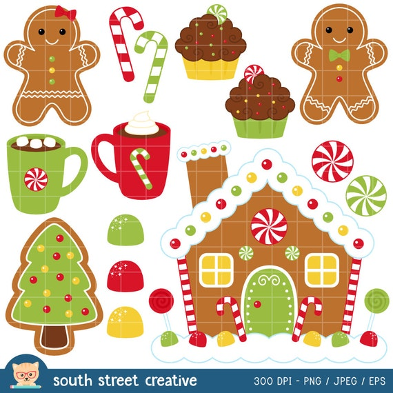 gingerbread gingerbread house christmas candy cute