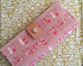 Critter Fabric Wallet