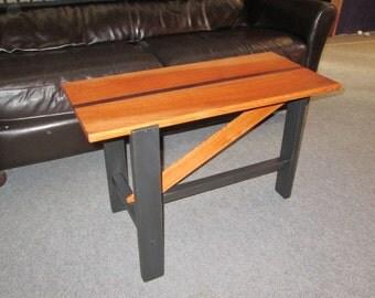 Small Table - End Table - Oak Table - Hardwood End Table - Wood Table - Handmade Table - Side Table - Oak Table