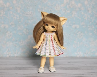 IN STOCK Outfit  for pukipuki: dress and pumpkin pants