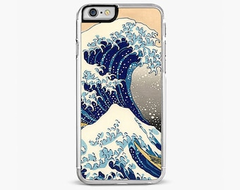 The Great Wave iPhone 7 Case, iPhone 7 Plus cover, painting iphone 7 case, sale, iPhone 6s case, iPhone 6 plus cover
