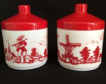 Unique Canister from Holland