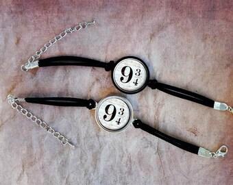 9 3/4 Harry Potter bracelet