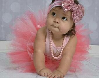 Baby Pink Tutu Skirt