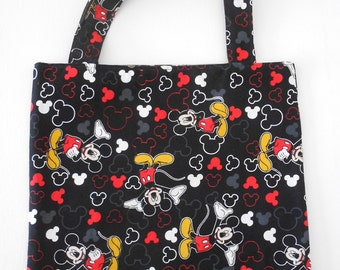 Mickey Mouse Tote Bag Trick or Treat Bag