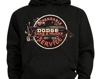 Dodge hoodie dodge sweatshirt