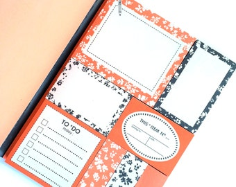 Cute Sticky Notes Book / Set