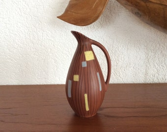 Staffel Limburg vase 1257, 50's WGP west german pottery