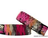 Nausea Bracelets for motion sickness, morning sickness, car sickness, sea sickness, anxiety. Adjustable. Sorbet