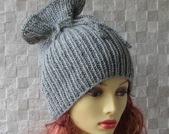 Slouchy Hat Dread Hat Beanie Scarf Slouch Beanie Tam Teen Hat Womens Hat Knit Winter Hat Back to School