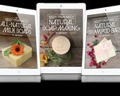The Complete Natural Soap Making Package