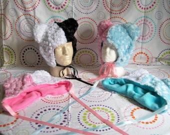 Teddy Bear Lolita Split