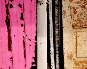 Title: Doors - Door Photography Print