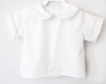 Toddler White Shirt   Baby White Shirt   Toddler White Shirt   Toddler Dress Shirt - Toddler Boy Dress Shirt - Baby Boy Dress Shirt 292438