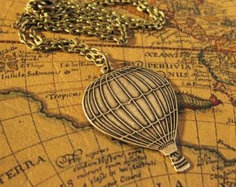 hot air balloon chain ;)