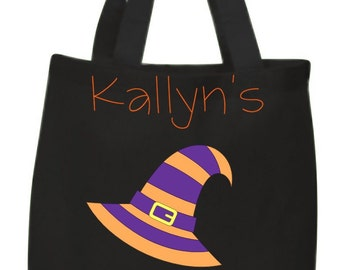 Trick or Treat Candy Bags