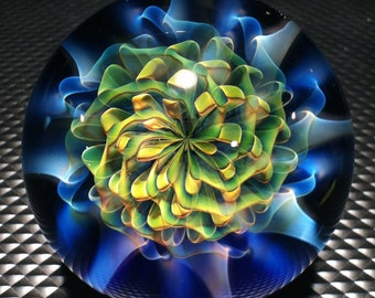 Borosilicate Glass Marble by- Jason Holley
