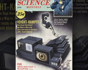 Voight-Kampff Machine (two sizes)