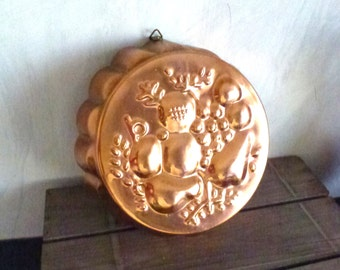 fruit copper cooking accessory