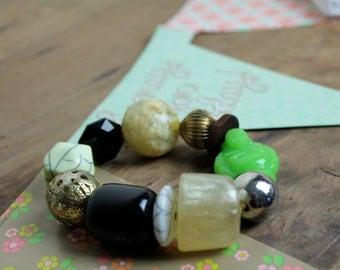 zen yoga bracelet
