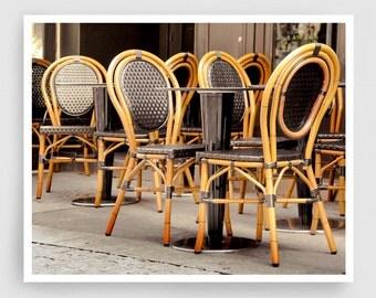 Paris photography - Black chairs - Paris,Giclee Art Print,Home decor,Fine art photography,Paris decor,Art print,Art Poster,Gift ideas