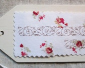 ALEXA  F.   Customer order for 2 Craft curtains in Linen hemstitched and embroidered