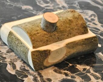 Rustic Wood Box