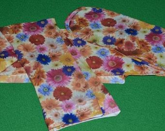 TUTU ANNA Tights Pantyhose Japan Flower pattern