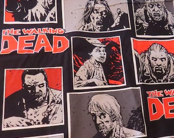 Walking Dead Fabric by Springs Creative
