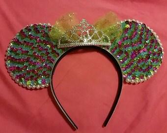 Mickey Ears: Birthday themed