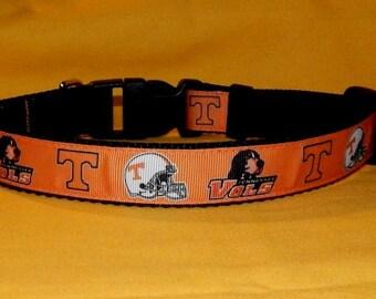Tennessee Vols collar