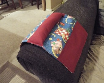 Over the arm - sewing caddy