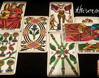 The Catalyst - See out how a situation is going to go. Intuitive psychic tarot oracle card divination reading