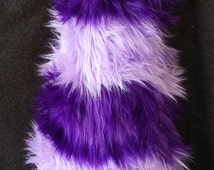 Bing Bong tail!! Lavender and Purple stuffed tail