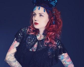 A4 Nina Print Queen print (alt / alternative / tattoos ) READY TO SHIP!