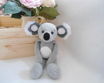 Baby Koala bear crochet pattern