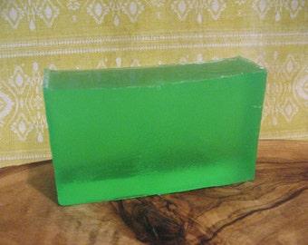 Absinthe Soap Bar