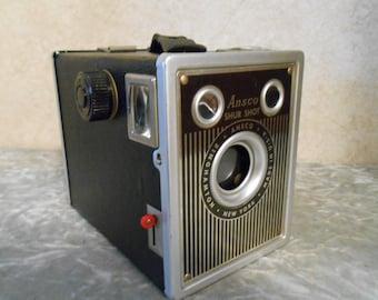 Early 1950's Ansco B-2 Shur-Shot Camera