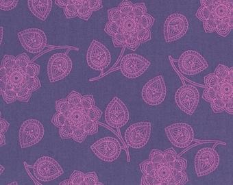 Amethyst Henna - Eden by Tula Pink - Free Spirit Fabrics - 1 yard